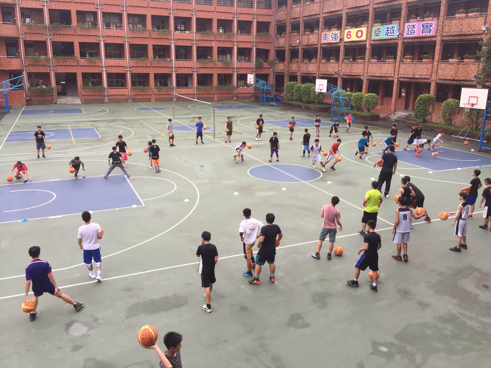 105學年度籃球育樂營