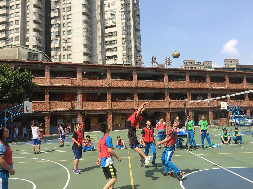 建教盃班際排球比賽-攝影02
