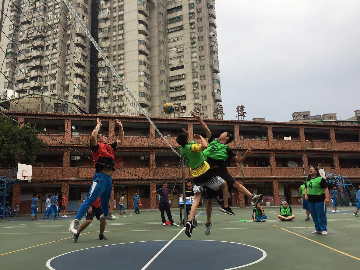 建教盃班際排球比賽-攝影10