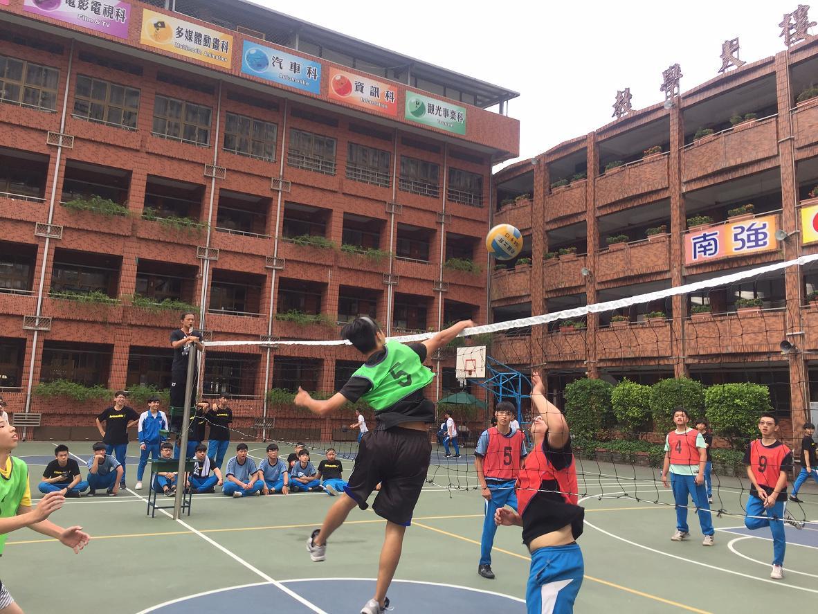 建教盃班際排球比賽-攝影12